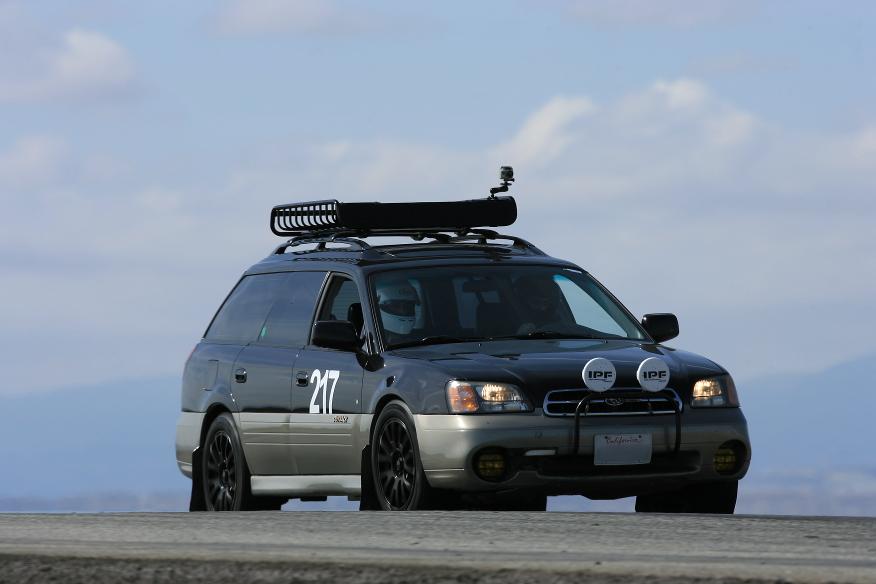 Series8217 S 2001 Subaru Apocalypse Wagon Builds And